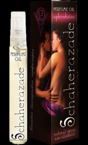 Floralis Parfums Масло парфюмерное Schaherazade с афродизиаками 10мл