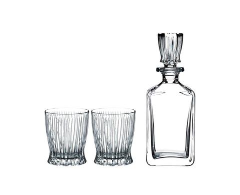 Набор из 3-х предметов для крепких напитков Fire Whisky Set 3, артикул 5515/02 S1. Серия Whisky Set