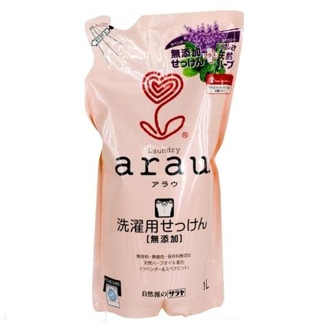 Жидкое средство для стирки для мам и детей SARAYA ARAU 1000 мл