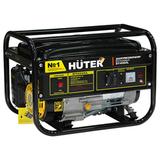 Бензиновый генератор Huter DY4000L - фотография
