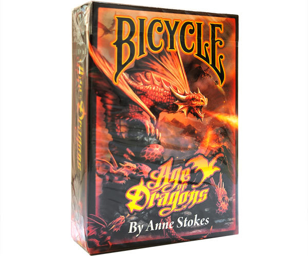 Карты Bicycle Anne Stokes, Age of Dragons
