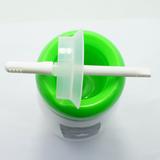Матермос - зеленый вид-3