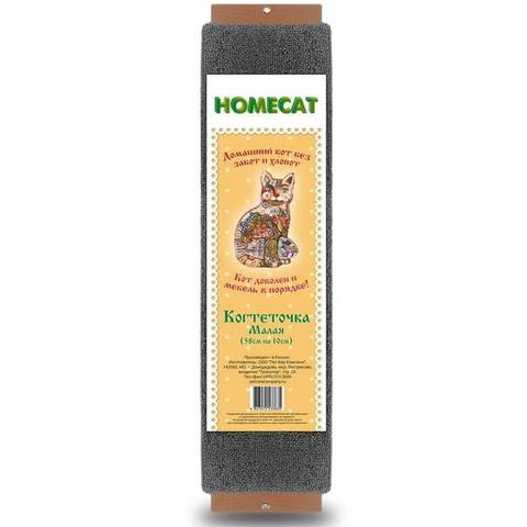Homecat Когтеточка с кошачьей мятой малая 58x10см