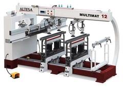 Многоблочный сверлильно-присадочный станок ALTESA MULTIMAT 12