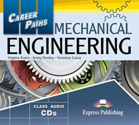 Mechanical Engineering. (Esp) Audio CDs (set of 2). Аудио CD  для работы в классе (2 шт).