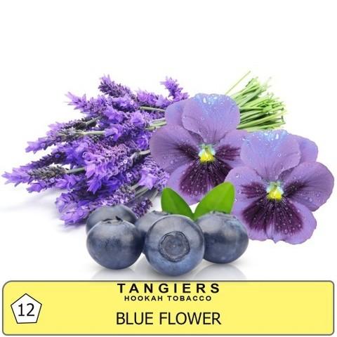 Табак Tangiers Blue Flower T12 (Танжирс Голубые Цветы) |Noir 20г