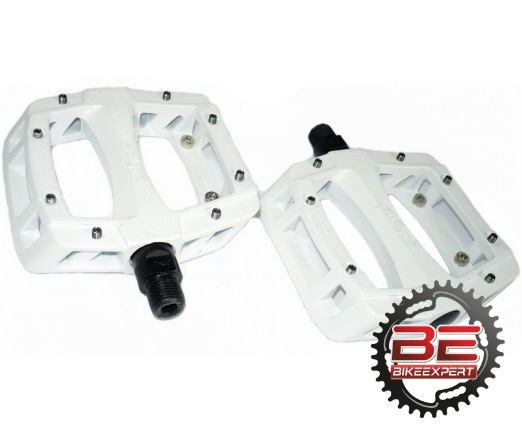 Педали Wellgo LU-A52A белые