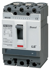 Автоматический выключатель TS160N (50kA) ETS23 160A 3P3T