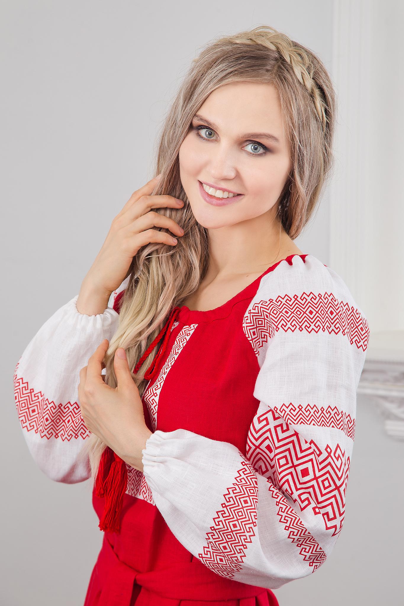Традиционное платье Плодородие