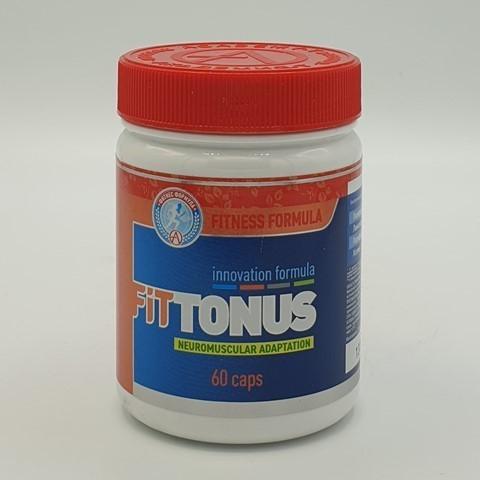 Специализированное спортивное питание, Fit TONUS, Академия-Т, 60 капс