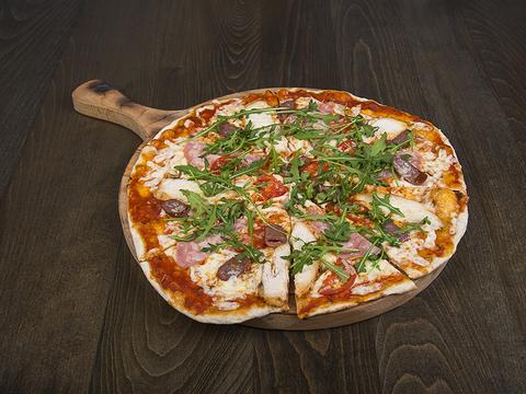 Пицца 35 см Мясная 480г