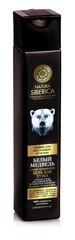 Мужской Супер бодрящий гель для душа Белый медведь Natura Siberica