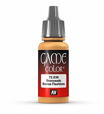 Game Color Bronze Fleshtone 17 ml.