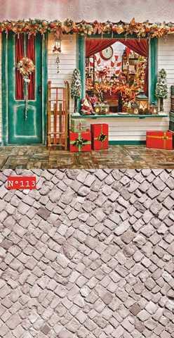 Фотофон № 113 Рождественская лавка