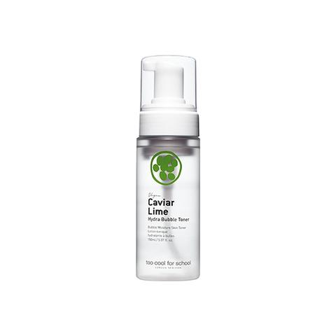 Тонер too cool for school Caviar Lime Hydra Bubble Toner 150ml