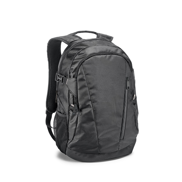 Olympia Laptop Backpack, black