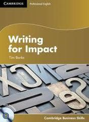 Writing for Impact SB +D