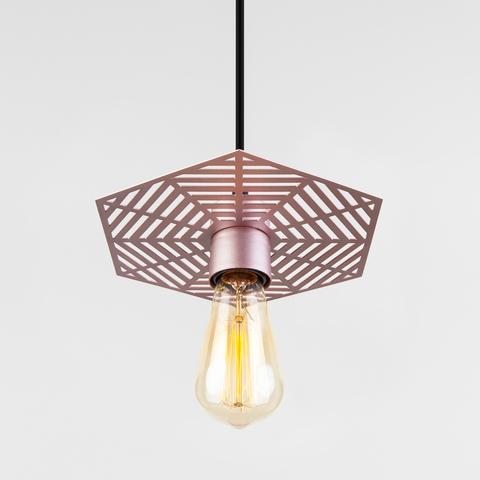 Подвесной светильник 50167/1 перламутровое золото