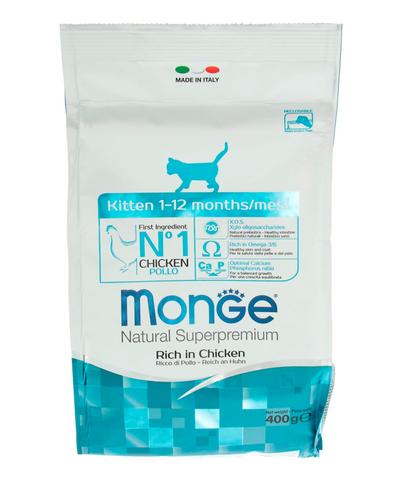 Monge Cat корм для котят  400г