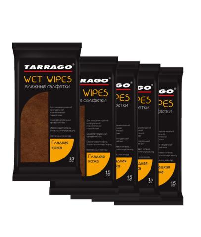 Набор влажных салфеток для гладкой кожи TWL11 Tarrago  (5 упаковок)