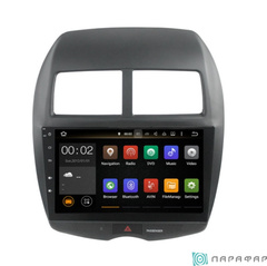 Штатная магнитола для Mitsubishi ASX на Android 6.0 Parafar PF026Lite