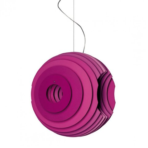 Подвесной светильник копия Supernova by Foscarini (розовый)