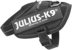 Шлейка для собак JULIUS-K9 IDC®-Powerharness 1 черный