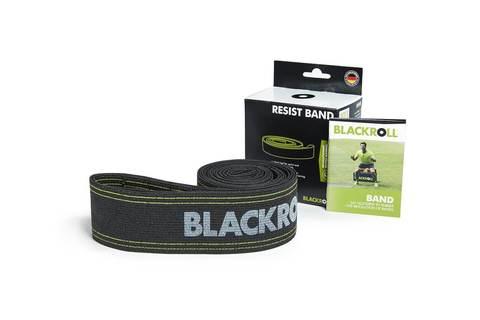Эспандер-лента текстильная BLACKROLL® RESIST BAND 190 см (сверхтяжелое сопротивление)