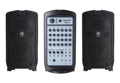 Звукоусилительные комплекты Fender Passport 300 Pro