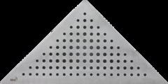 Накладная панель для углового трапа желоба Alcaplast TRITON фото