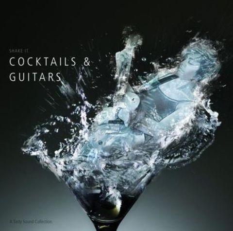 Inakustik CD, Cocktails & Guitars, 0167966