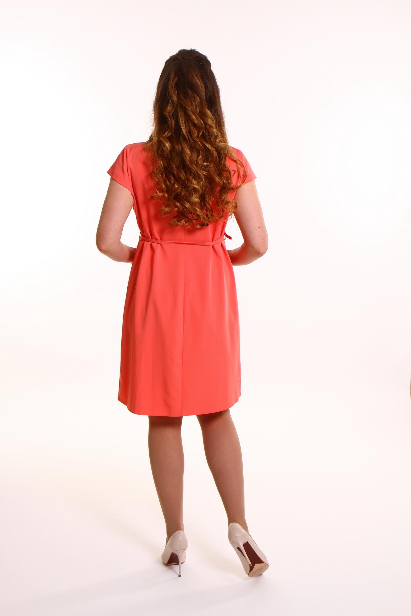 Фото платье для беременных GEMKO от магазина СКороМама, красный, размеры.