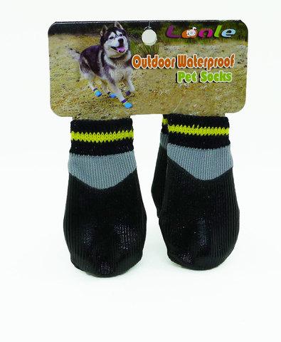 Носки уличные, размер 3, резина