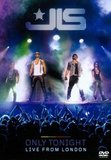 JLS / Only Tonight: Live From London (DVD+Blu-ray)