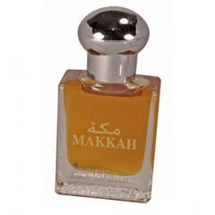 Духи натуральные масляные MAKKAH / Мекка / унисекс / 15мл / ОАЭ/Al Haramain