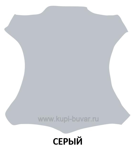 Кожа Cuoietto цвет серый
