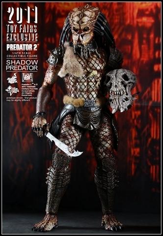 Predator 2 - Shadow Predator (2011 Toy Fair Exclusive)