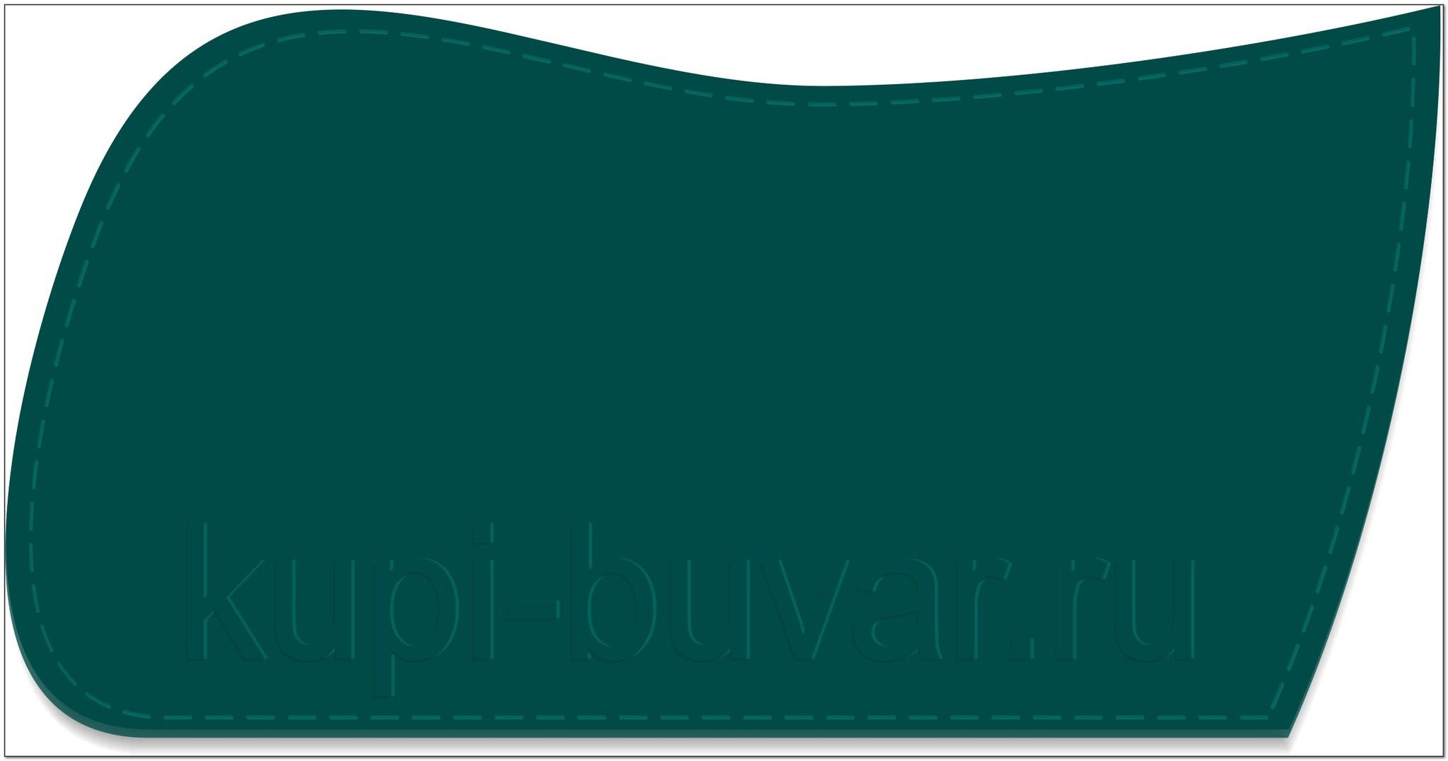 кожаный бювар - подложка на стол Новара-20