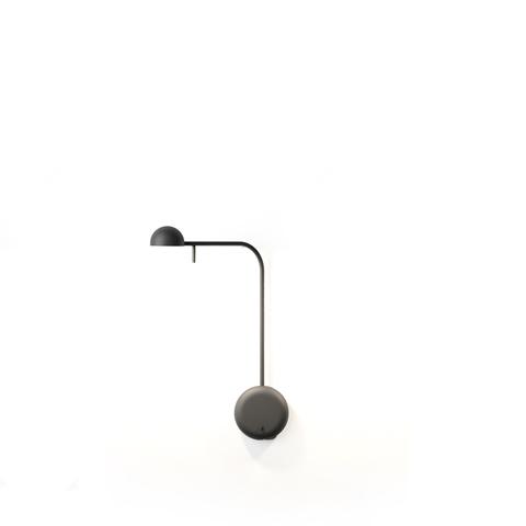 Настенный светильник копия Pin 1680 by Vibia (черный)