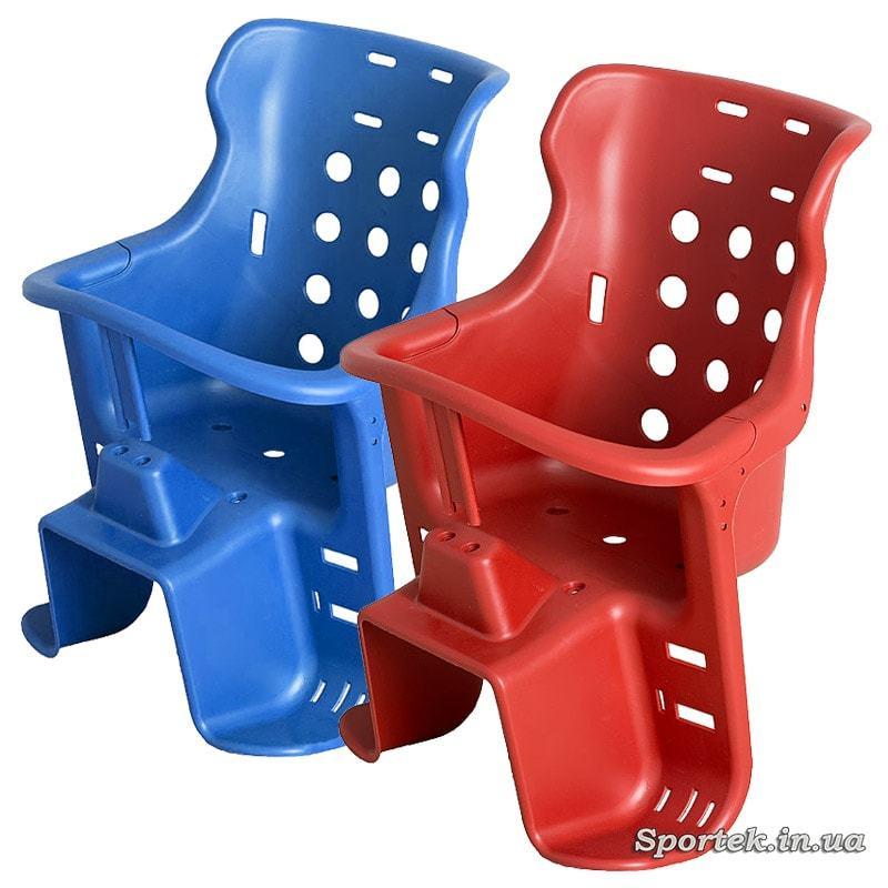 Детское велосипедное кресло для детей от 2 до 5 лет и весом до 20 кг