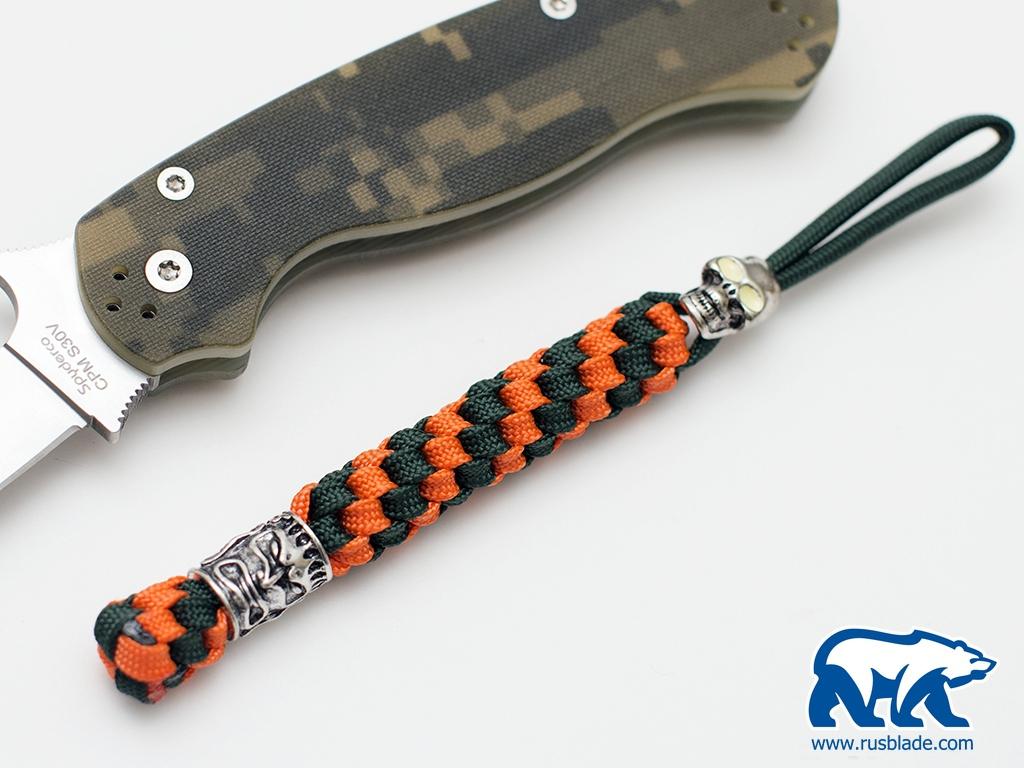 "Sword Knot ""Orange 2"""