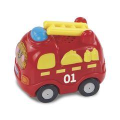 VTech Интерактивная игрушка Пожарная машина