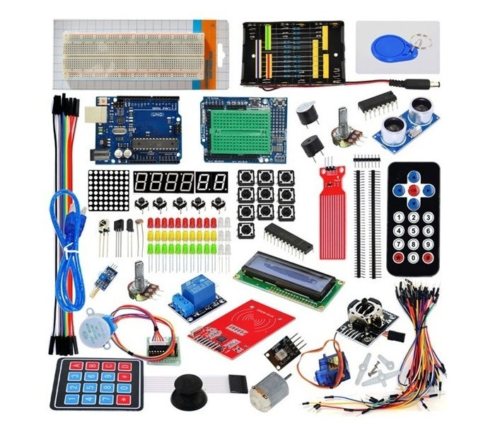 Стартовый набор UNO R3 Development Board Kit MAX