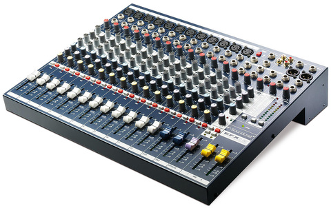 Аналоговые Soundcraft EFX12