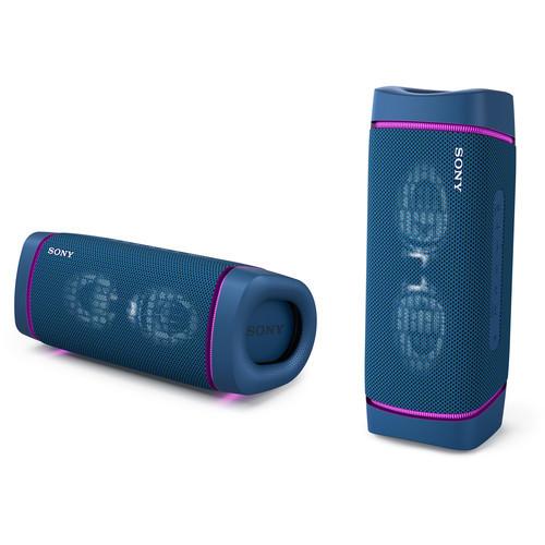 Sony SRS-XB33L синего цвета купить в Sony Centre Воронеж