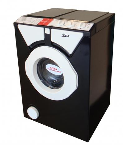 Компактная стиральная машина Eurosoba 1000 Black and White