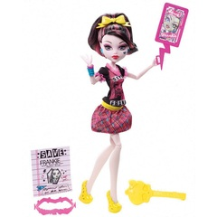 Mattel Monster High Кукла Дракулаура из серии