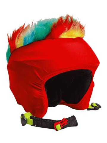 Нашлемник на шлем Punk multicolor S