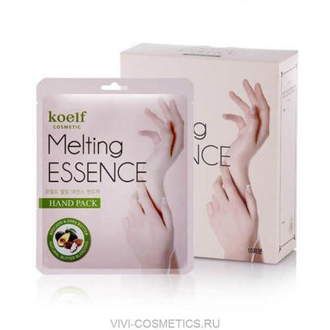 Маска для рук | KOELF melting ESSENCE Hand Pack (7gx2)