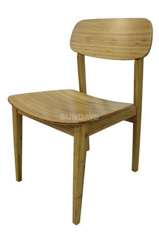 Обеденный стул Greenington CURRANTE G-0023-CA бамбук, карамель